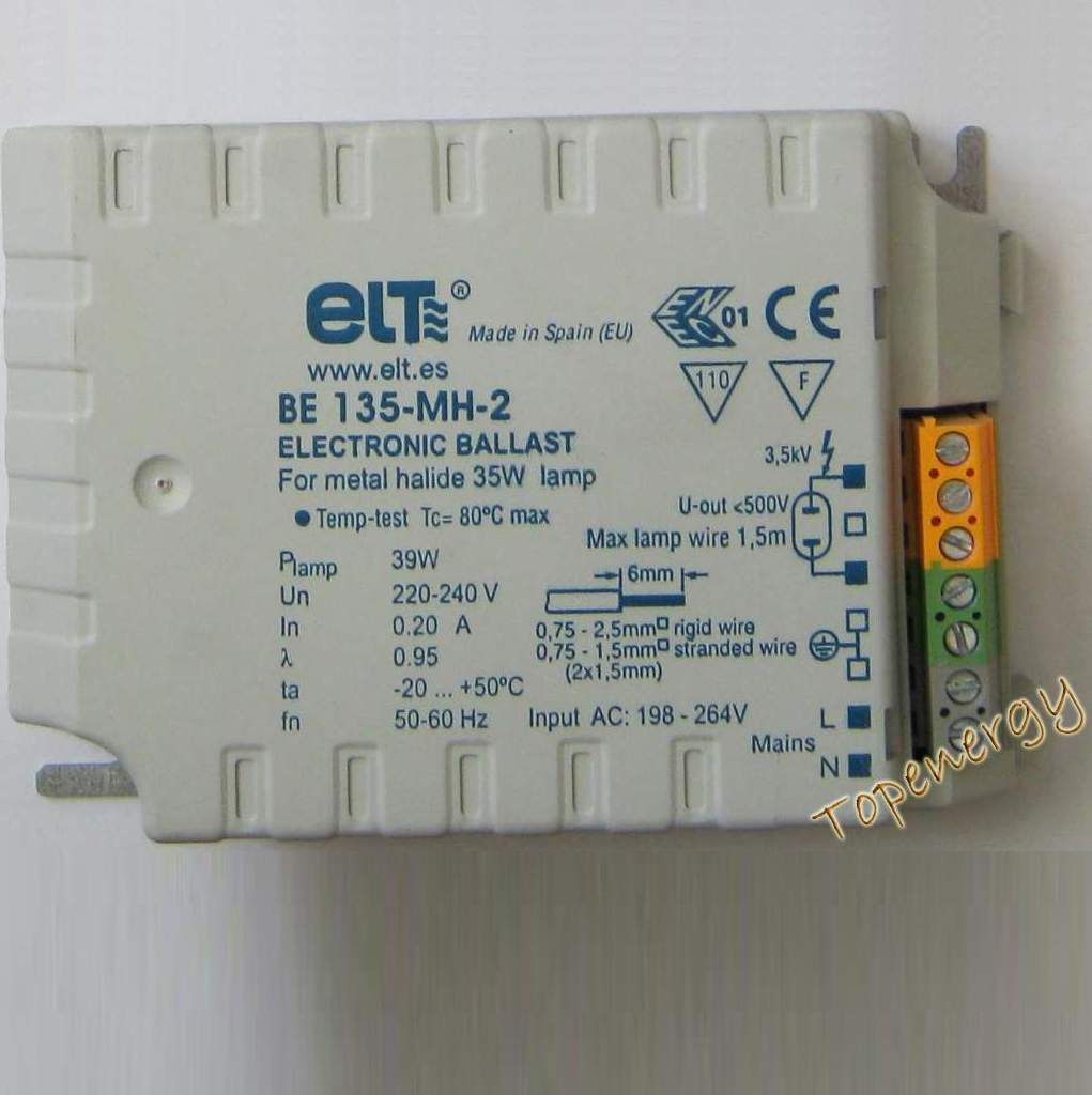 Балласт ELT BE-1150 MH-2 150W