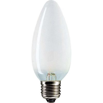 Лампа накаливания Philips E27 60W 230V B35 FR 1CT/10X10F Stan