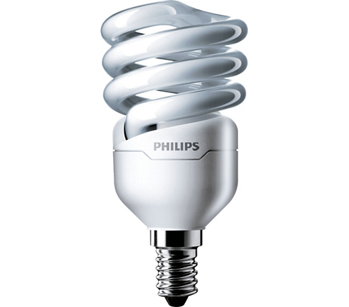 Лампа Philips T2 12W WW E14 220-240 1PF/6