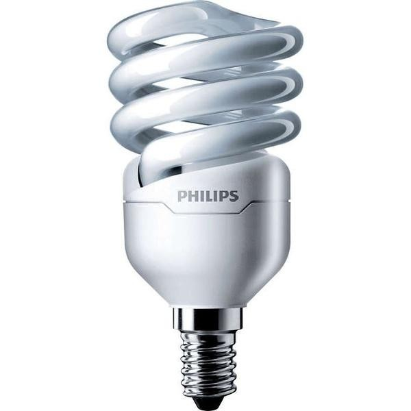 Лампа Philips Econ Twister 12W WW E14 220-240V 1PF/6