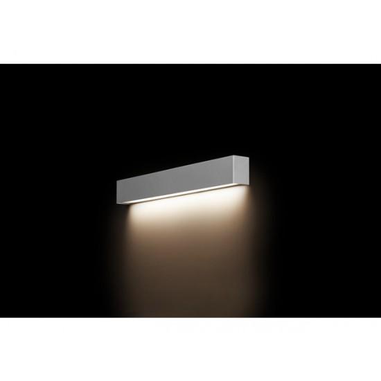 Светильник Nowodvorski 9613 Straight Wall LED Silver S