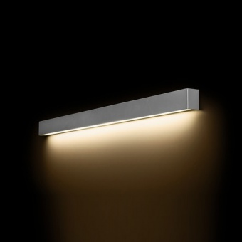 Светильник Nowodvorski 9615 Straight Wall LED Silver L