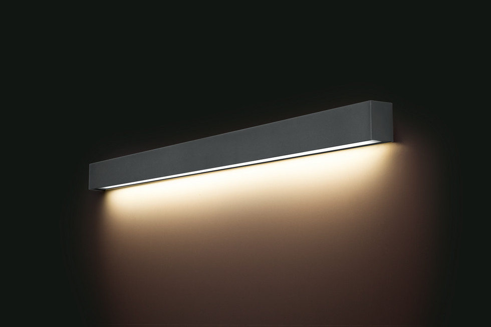 Светильник Nowodvorski 9616 Straight Wall LED Graphite L