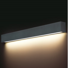 Светильник Nowodvorski 9617 Straight Wall LED Graphite M