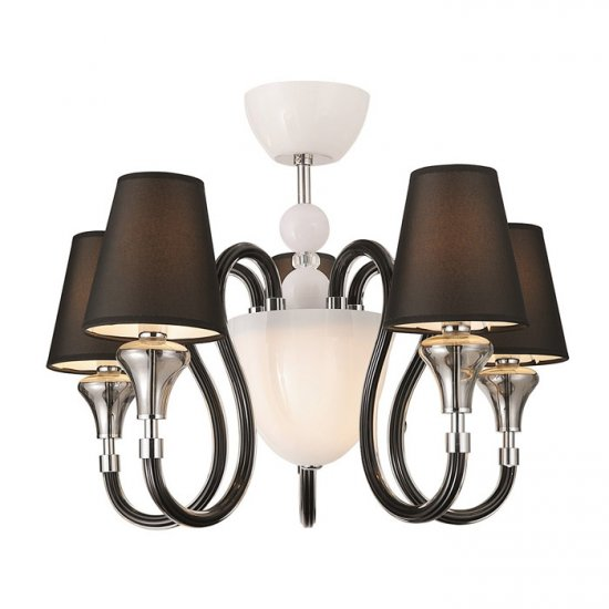 Люстра Zuma Line MC2070-5BL Chandelier