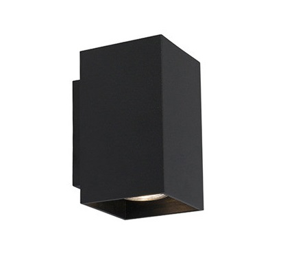 Бра Zuma Line 92698 Sandy Wl Square Black